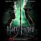 Original Soundtrack Harry Potter & The Deathly Hallows Pt.2 (2 LP)