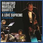 Music On Vinyl Branford Marsalis A Love Supreme Live In Amsterdam 2003