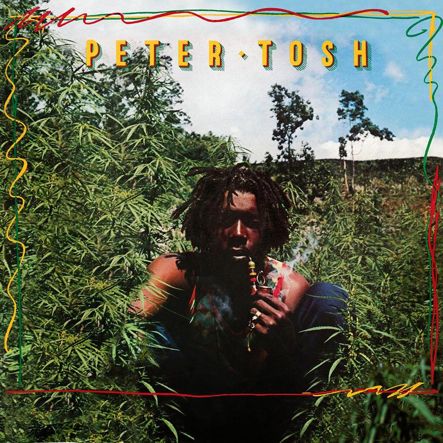 Peter Tosh - Legalize It / Version