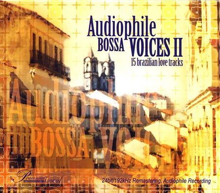 Premium Records Audiophile Bossa Voices Vol. 2 Vue principale