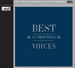 Premium Records Best Audiophile Voices Vol. 1 Vue principale