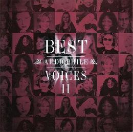 Premium Records Best Audiophile Voices Vol. 2 Vue principale