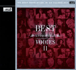 Premium Records Best Audiophile Voices Vol. 2 Vue principale