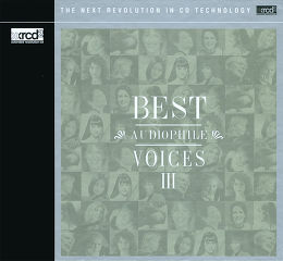 Premium Records Best Audiophile Voices Vol. 3 Vue principale