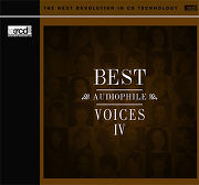 Premium Records Best Audiophile Voices Vol. 4 XRCD