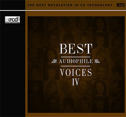 Premium Records Best Audiophile Voices Vol. 4 Vue principale