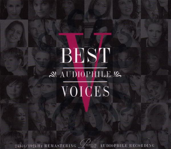 Premium Records Best Audiophile Voices Vol. 5 Vue principale