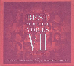 Premium Records Best Audiophile Voices Vol. 7 Vue principale