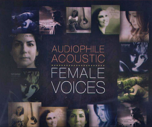 Premium Records Best Audiophile Acoustic Female Voices Vue principale