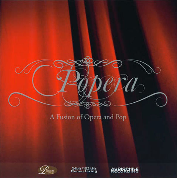 Premium Records Popera - A Fusion of Opera and Pop Vue principale