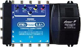 Visiosat MSV5 8A