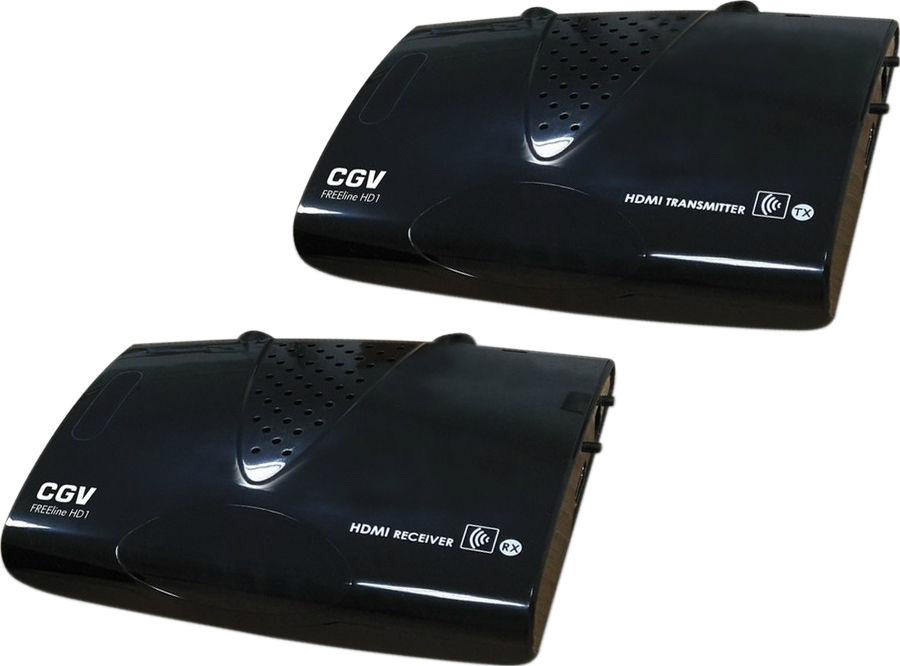 transmetteur video hdmi sans fil cgv. Black Bedroom Furniture Sets. Home Design Ideas