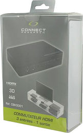Connect Research CBH3001 Vue Packaging