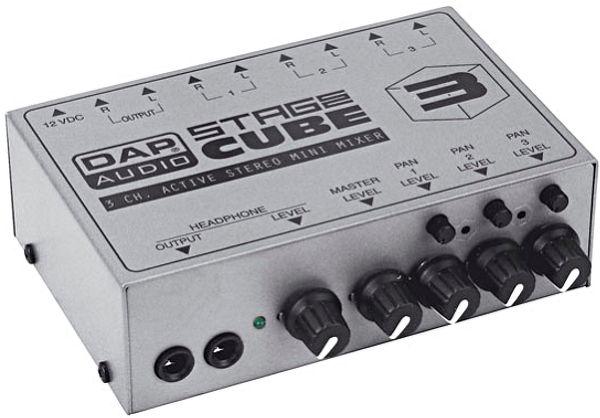 DAP Audio SC-3 Vue principale
