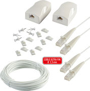 Erard Kit de déport Ethernet (20 m)