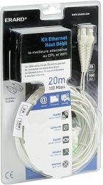 Erard Kit de déport Ethernet Vue Packaging
