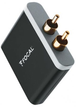 Focal Universal Wireless APTX Receiver Vue principale