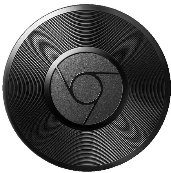 Google ChromeCast Audio Vue principale