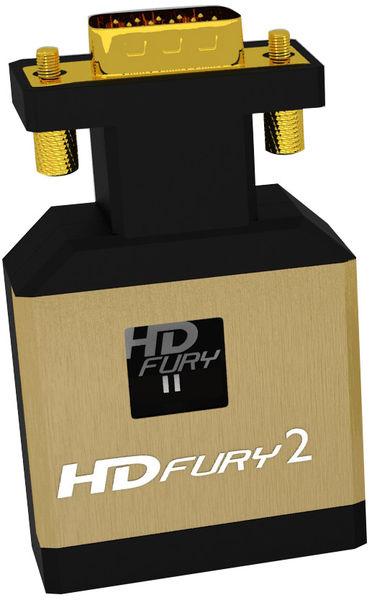 HD Fury HD Fury 2 Vue principale