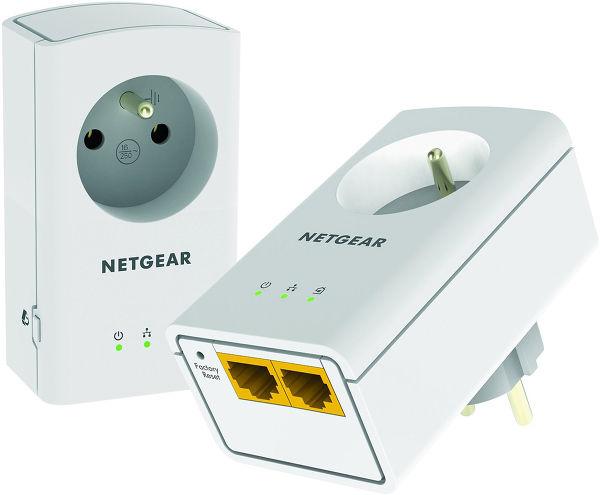 Netgear XAVB5622 Vue principale