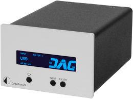 Pro-Ject DAC Box DS Vue 3/4 droite