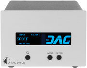 Pro-Ject Dac Box DS Silver