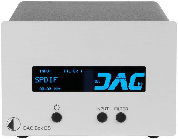 Pro-Ject DAC Box DS Vue principale