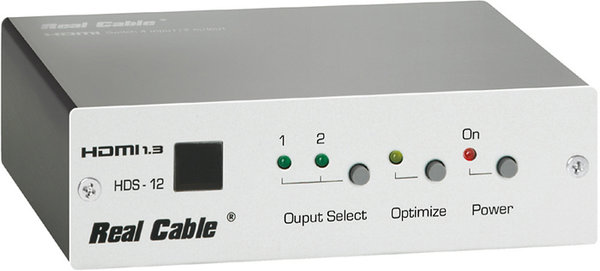 Real Cable HDS-12 Vue principale