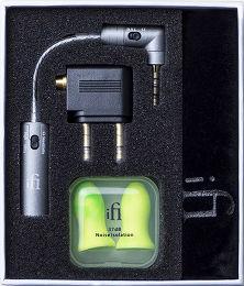 iFi Audio iEMatch Vue Accessoire 1