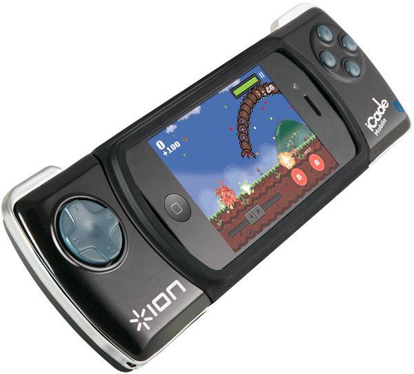 ION iCade Mobile Vue principale