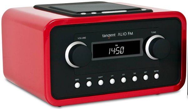 Tangent Alio FM Dock bluetooth Vue principale