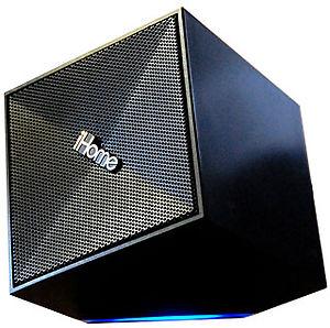 Enceinte sans fil Bluetooth iHome iDM11