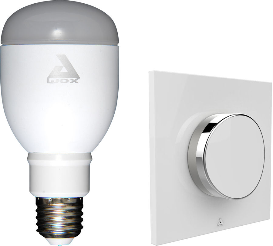Éclairage connecté Awox SmartKIT Color E27