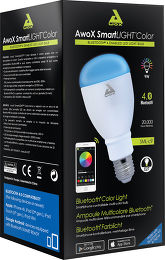 AwoX SmartLIGHT Color Vue Packaging