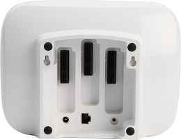 Centrale myfox ip home control 2 alarmes son vid - Myfox home control ...