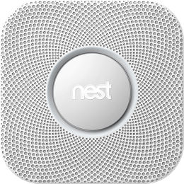 Nest Protect Vue principale