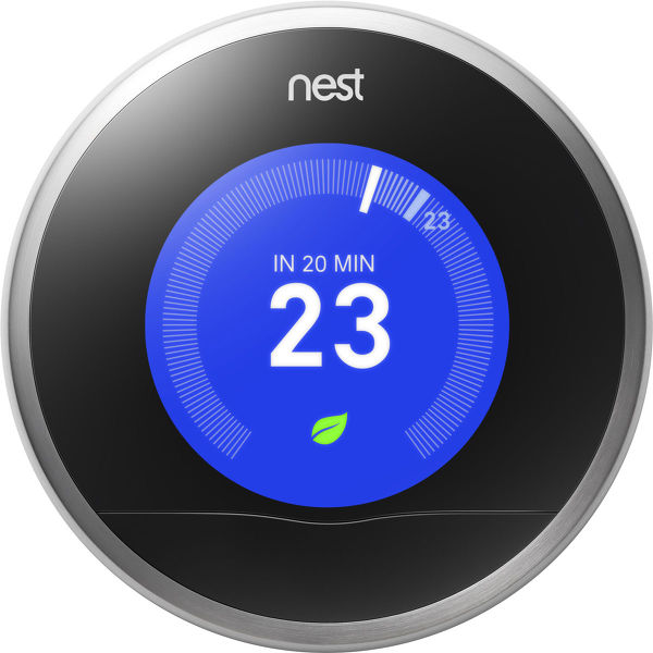 Nest Thermostat Vue principale