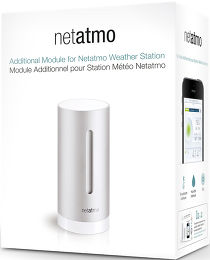 Netatmo NIM01-WW Vue Packaging