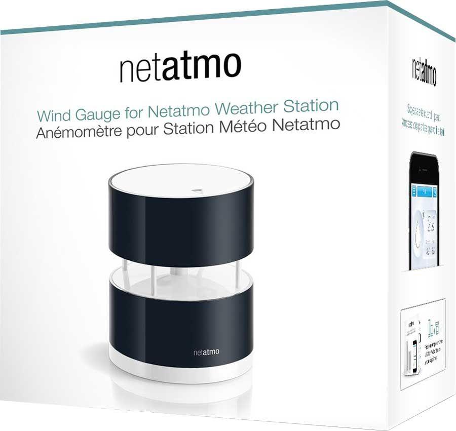 Anémomètre Netatmo NWA01-WW