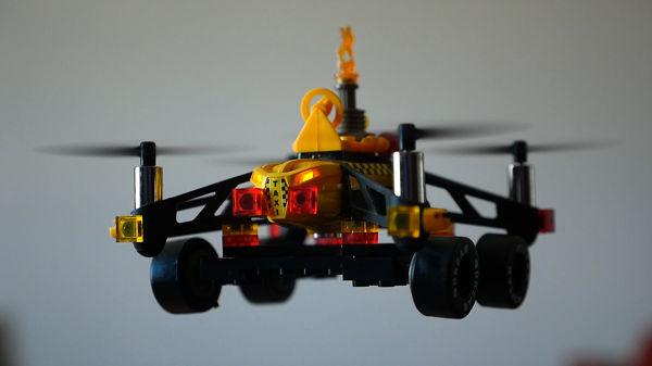 Parrot Airborne Cargo