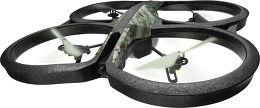 Parrot AR.Drone 2.0 Elite Vue 3/4 droite