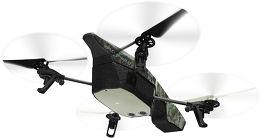 Parrot AR.Drone 2.0 Elite Vue arrière