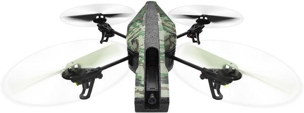 Parrot AR.Drone 2.0 Elite Vue principale