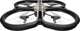 Parrot AR.Drone 2.0 GPS Edition Vue de face