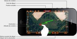 Parrot AR.Drone 2.0 GPS Edition Vue de détail 1