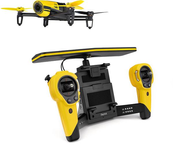 Parrot Bebop Drone et Skycontroller Vue principale