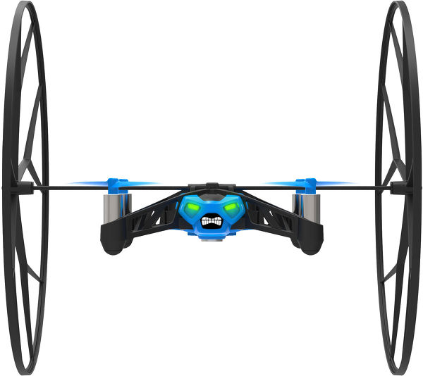 Parrot Rolling Spider Vue principale