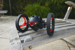 Parrot Jumping Sumo Mise en situation 2