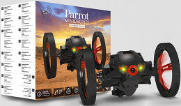 Parrot Jumping Sumo Vue Packaging
