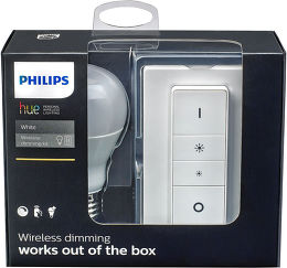 philips hue wireless dimming kit clairage son vid. Black Bedroom Furniture Sets. Home Design Ideas